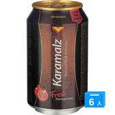 卡麥隆黑麥汁330ML*6罐-石榴風味【愛買】