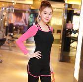 女寬鬆健身修身顯瘦三件套Eb12244『小美日記』