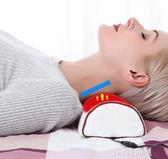 電熱調溫頸椎腰椎枕拉升專用不帶按摩器男女家用保健記憶枕頭220V QM  JSY時尚屋