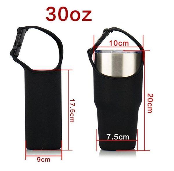 【杯套】1000ML冰霸杯 10X7.3X19.7CM 雙層真空不銹鋼 冰杯保冷冰桶保溫咖啡杯SK酷冰杯