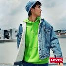 Levis 男款 牛仔外套 / Oversize 寬鬆版型 / Sherpa 棉花絨