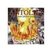 【停看聽音響唱片】【CD】德國鼓王Charly Antolini:打斷鼓槌 40週年紀念版