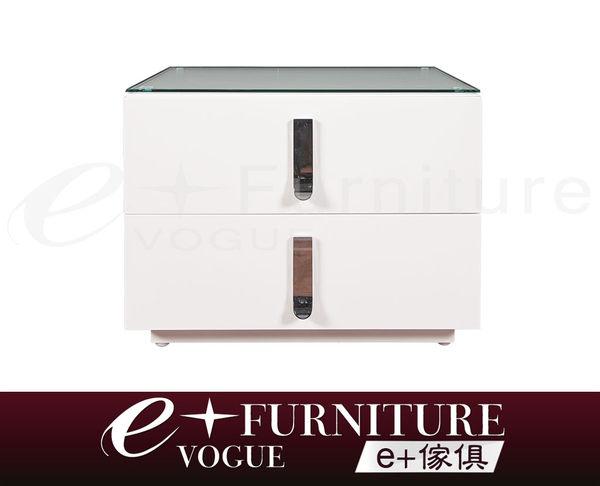 『 e+傢俱 』BB12 尼德 Nider 現代時尚 高質感 床頭櫃 | 收納櫃