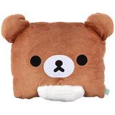 San-X 造型絨毛抱枕 靠墊 枕頭 PILAKKUMA拉拉熊 流星 咖_XS73875