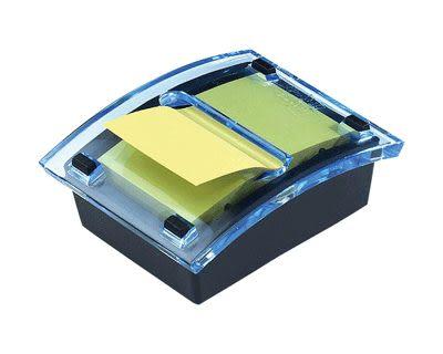 [奇奇文具] 【3M Post-it 便條台】 3M DS123-1 利貼便條台/抽取式便條台 (附R32*1本 抽取式便利貼 1本)