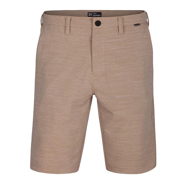 Hurley DRI-FIT CUTBACK SHORT 21 休閒短褲-DRI-FIT-卡其(男)