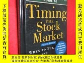 二手書博民逛書店Streetsmart罕見Guide to Timing the