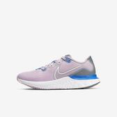 Nike Renew Run (gs) [CT1430-510] 大童鞋 慢跑 運動 休閒 籃球 輕量 舒適 穿搭 粉白