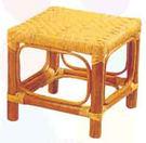 【南洋風休閒傢俱】藤椅系列 – 大四角椅...