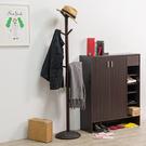 衣帽架 收納【收納屋】經典款不倒翁衣架&DIY組合傢俱