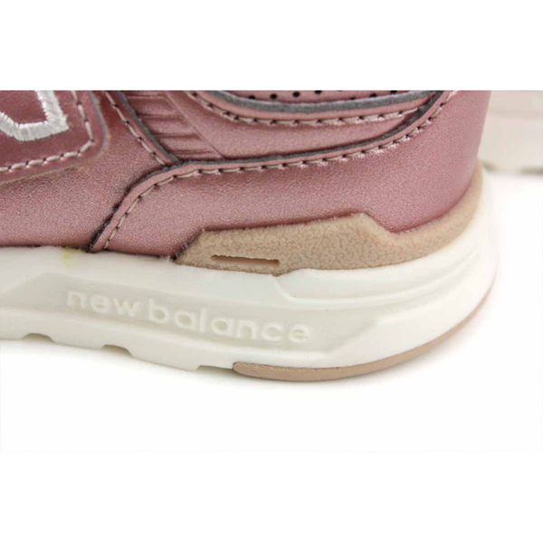 New Balance 997H系列 運動鞋 跑鞋 魔鬼氈 金屬粉 小童 童鞋 IZ997HRS-W no699