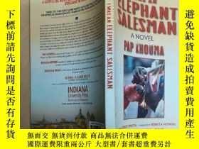 二手書博民逛書店I罕見Was an Elephant Salesman 我是個賣