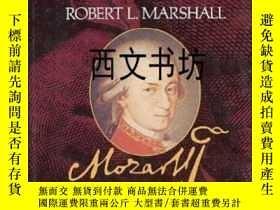 二手書博民逛書店【罕見】1995年版 Mozart Speaks: Views