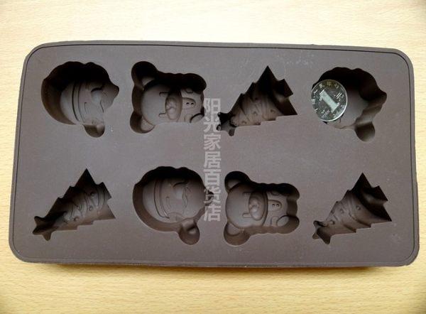 [協貿國際]  矽膠巧克力模具