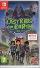 【玩樂小熊】Switch遊戲 NS 地球最後的孩子與毀滅之杖 The Last Kids on Earth and中文版