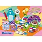 【台製拼圖】HPD0108-199 Monsters University 怪獸大學 (3) 108 片盒裝拼圖