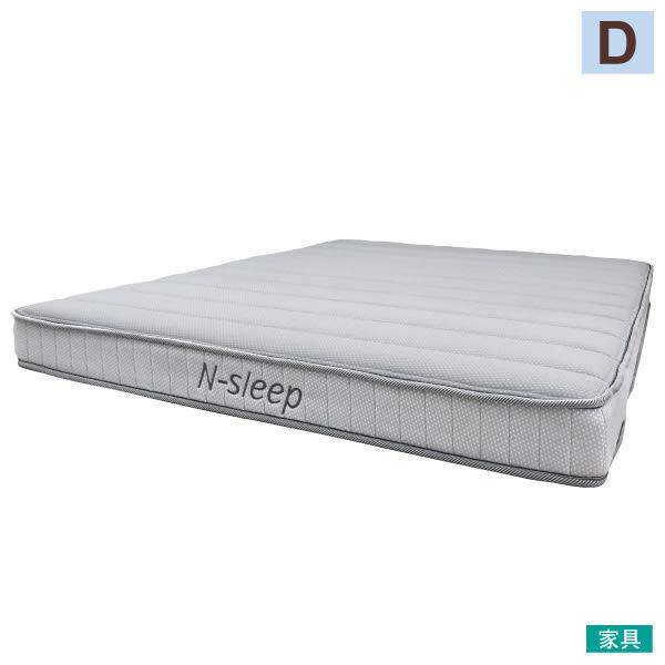 ◎雙人床墊 N-SLEEP R1-02 TW D NITORI宜得利家居