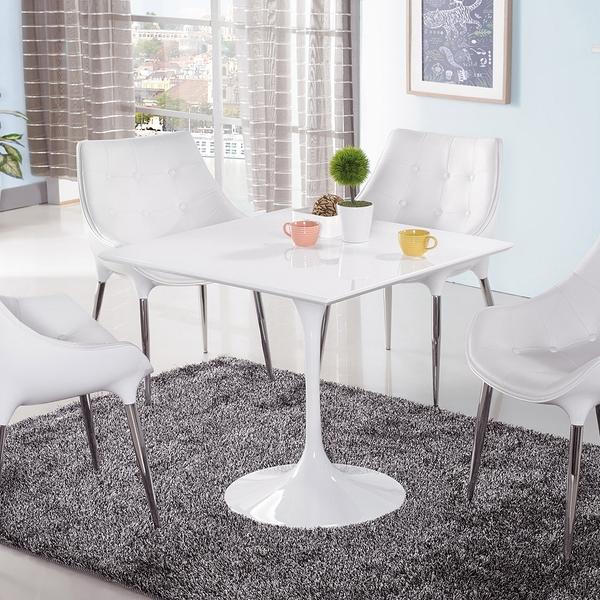 塑鋼造型方桌(21SP/839-1)/H&D東稻家居