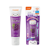 Combi康貝 - teteo 幼童含氟牙膏 葡萄