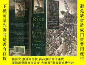 二手書博民逛書店The罕見RISE and FALL of the BRITIS
