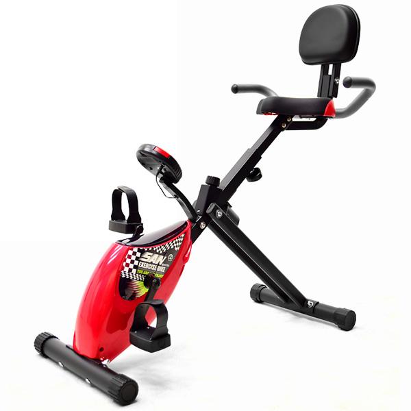 大靠背!!超跑飛輪式磁控健身車.臥式健身車臥式車懶人車X型BIKE美腿機另售踏步機跑步機專賣店