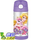 [美國直購] Thermos 兒童保溫水壺 12 Ounce Funtainer Bottle Princess Pets 公主的寵物 F4015PR6