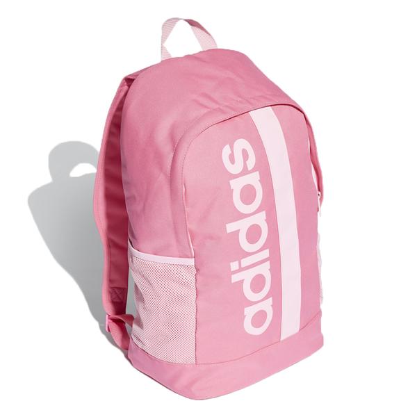 ★現貨在庫★ Adidas LIN CORE BP 背包 後背包 休閒 粉 【運動世界】 DT8619