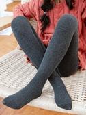 女童打底褲春秋2019時尚外穿小中大童春季寶寶兒童連褲襪打底襪子