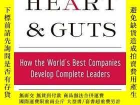 二手書博民逛書店Head,罕見Heart And GutsY256260 David L. Dotlich John Wile