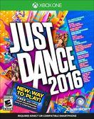 X1 Just Dance 2016 舞力全開 2016(美版代購)