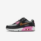 Nike Air Max 90 Ltr (gs) [CD6864-025] 大童鞋 運動 慢跑 休 氣墊 穿搭 黑 粉