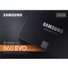 SAMSUNG 三星 860 EVO SSD 500GB 2.5吋 SATA3 SSD 固態硬碟