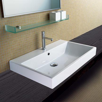 【麗室衛浴】 義大利 CATALANO  Zero系列  75ZE  75*50CM
