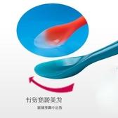 嬰兒童安全防燙感溫變色軟頭勺硅膠輔食勺新生兒寶寶餐具勺子