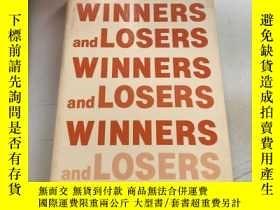 二手書博民逛書店Winners罕見and Losers Social and P