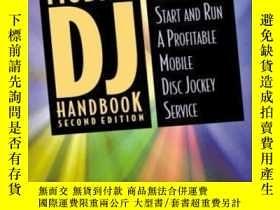 二手書博民逛書店The罕見Mobile Dj Handbook: How To Start & Run A Profitable