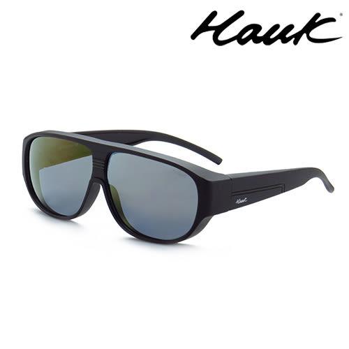 HAWK偏光太陽套鏡(眼鏡族專用)HK1005-58-1