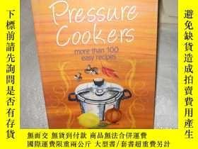 二手書博民逛書店Pressure罕見Cookers more than 100