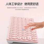 USB鍵盤 電腦鍵盤靜音臺式機筆記本外接有線USB家用打字辦公便攜朋克鍵盤