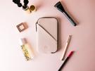 【限定色】Alto 皮革手機收納包 - 石英粉 (可加購客製雷雕) 保護套 護照夾 手拿包 皮夾 長夾