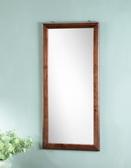 *集樂雅*【MR9040WA】實木掛鏡、壁鏡、化妝鏡