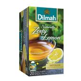 Dilmah 帝瑪 天然檸檬果茶 茶包 無咖啡因 1.5g*20入/盒-(有效期限:2019/5)【良鎂咖啡精品館】