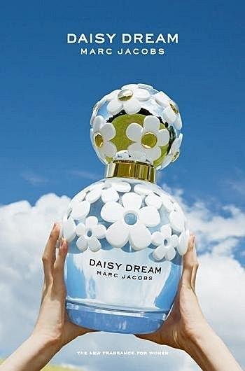 Marc Jacobs Daisy Dreams 雛菊之夢女性淡香水 5ML香水分享瓶◐香水綁馬尾◐