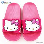 童鞋城堡-魅力貓 輕量戶外拖 Charmmy Kitty- CK2730 粉