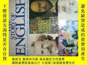 二手書博民逛書店THE罕見STORY OF ENGLISHY34417 Robe