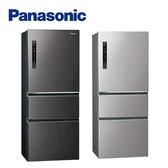 PANASONIC 國際牌【NR-C500HV】500公升 一級能效 三門鋼板電冰箱