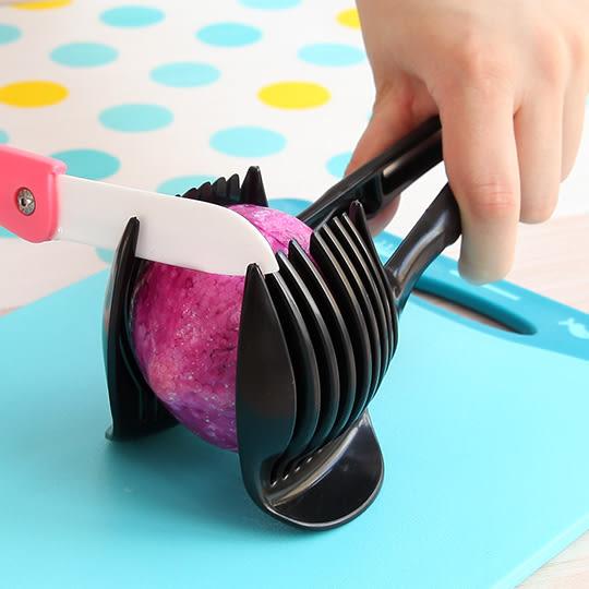【TT38】創意小物 切檸檬神器 櫥房用品 創意水果夾子拼盤工具切果器 番茄切片器