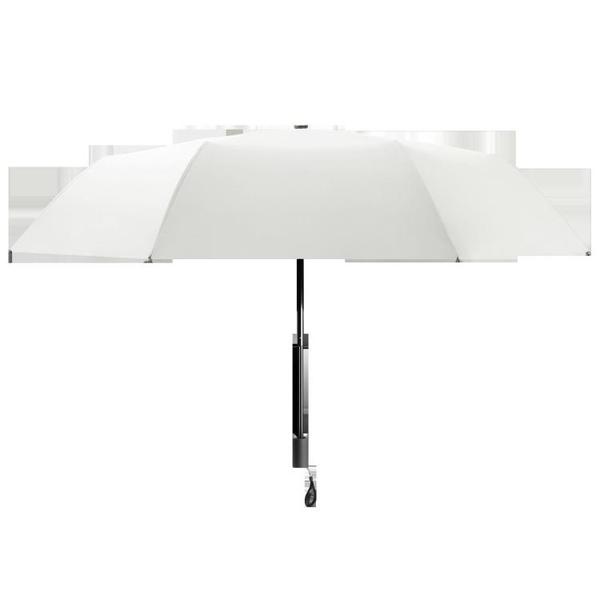 雨傘沐彩全自動傘折疊兩用女太陽傘黑膠防曬防紫外線遮陽晴雨傘upf50 全館免運