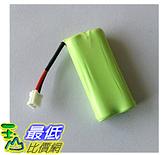 [106美國直購] 電池 Battery for Vtech DM222 DM221 Audio Baby Monitor Parent Unit 2.4V NIMH 1000Mah