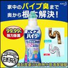 日本 KAO 花王 高黏度 衛浴&廚房 水管 清潔 凝膠 500g 甘仔店3C配件